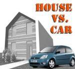House V Car