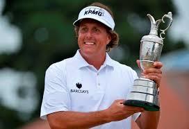 Phil British Open