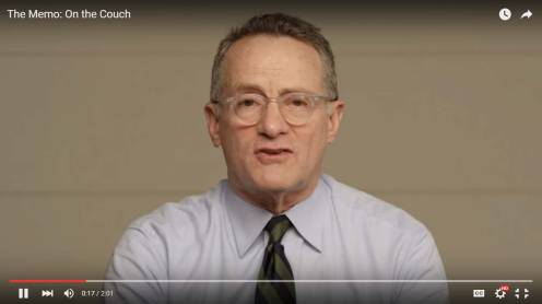 1-2016 Howard Marks - On The Couch