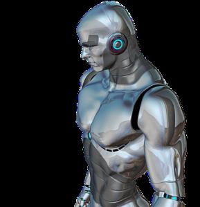 Robot - man-320276__340