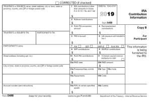2019 Form 5498