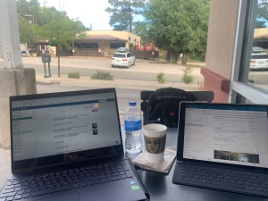 JK Starbucks Cooler Climate Office