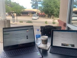JK Starbucks Cooler Climate Office