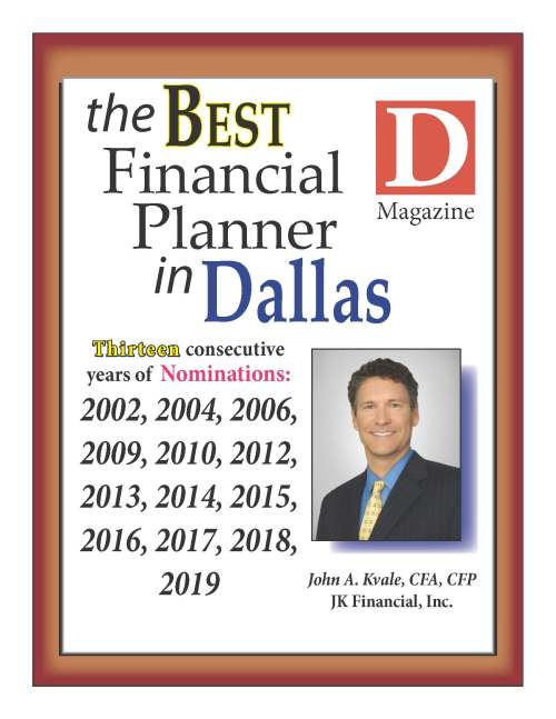 Best_Financial_Planner 2019