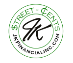JK Street Cents Logo Cut background