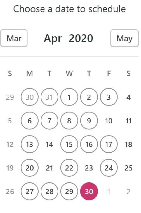 April Posts